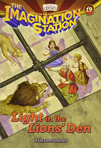 - Light in the Lions' Den (AIO Imagination Station Books)