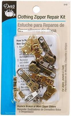 Dritz 312, Clothing Zipper Repair Kit