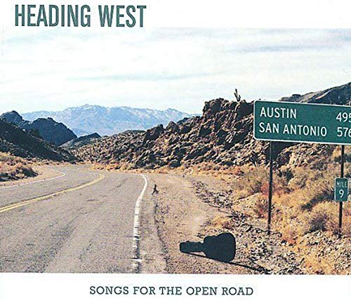Heading West - Songs for the Open Road (Christmas Starbucks Open)