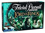 Lord of the Rings Trivial Pursuit DVD Game: Trilogy Edition, Parker Brothers Model 42395