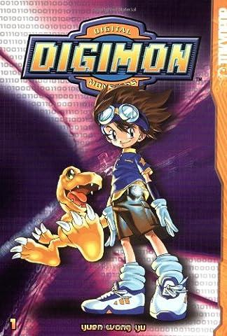 Digimon 1 (Manga Digimon)