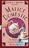 Malice Domestic, Martin Greenberg, 0671896326