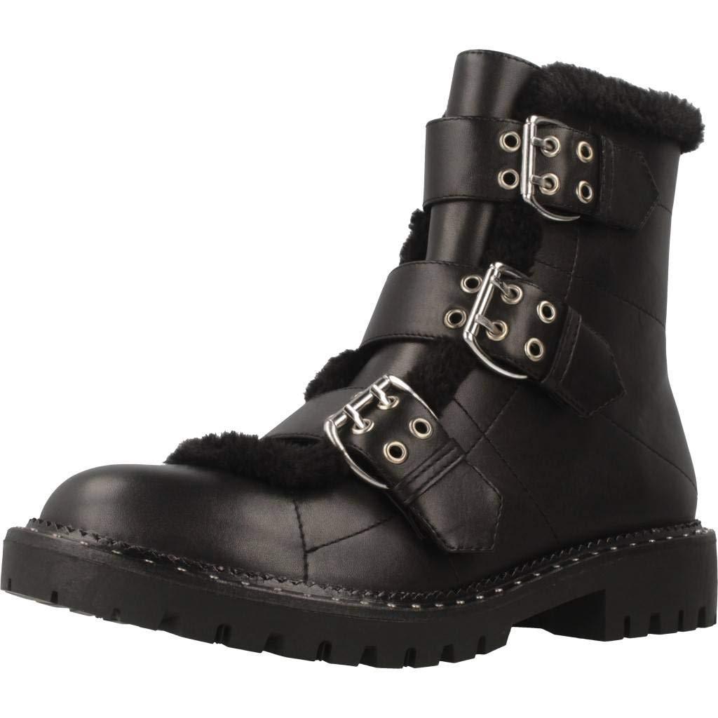 Bruno Premi Stiefelleten Stiefel Damen, Farbe Schwarz, Marke, Modell Stiefelleten Stiefel Damen U8301X Schwarz