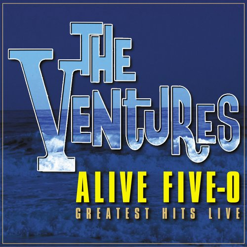 Alive Five-O: Greatest Hits Live [2 CD] by Varese Vintage