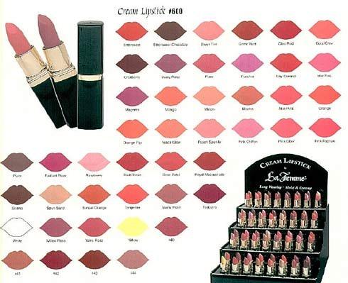 Femme Lipstick Cream La - La Femme Cream Lipstick, Teaberry