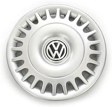 Volkswagen 7d0601147a091 Radkappe 1 Stück Radzierblende 15 Zoll Radblende Stahlfelge Auto