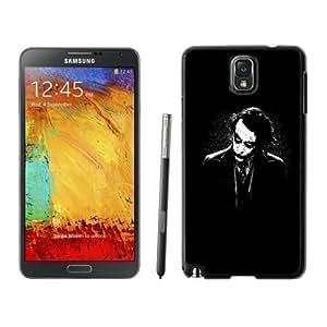 NEW Unique Custom Designed For Case Samsung Galaxy S3 I9300 Cover Phone Case With The Joker Batman Black White_Black Phone Case