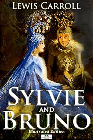 book cover of Sylvie and Bruno