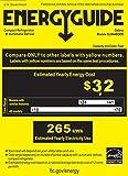 Galanz GLR44RDER Retro Compact Refrigerator, 4.4