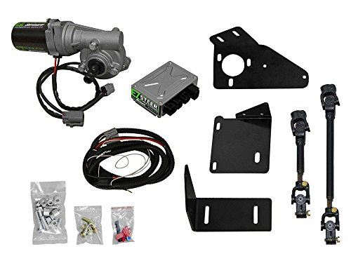 can am commander power steering - 2
