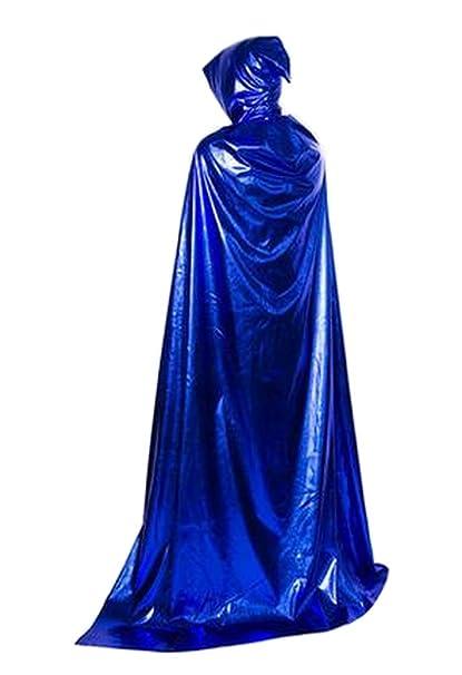 Alien Storehouse [210cm Azul] Capa con Capucha de Halloween ...