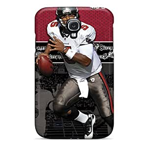 MansourMurray Samsung Galaxy S4 Durable Hard Phone Cases Support Personal Customs Nice Tampa Bay Buccaneers Pictures [CnW4587tQRB]