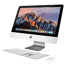 Apple iMac ME086LL/A 21.5-Inch Desktop (NEWEST VERSION) (Refurbished)