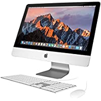 Apple iMac 21.5 2.7GHz Core i5 (ME086LL/A) All In One Desktop, 8GB Memory, 1TB Hard Drive, MacOS 10.12 Sierra (Certified Refurbished)