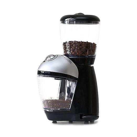 ITGGB- Máquina de café exprés con Ajuste de Ocho velocidades y ...