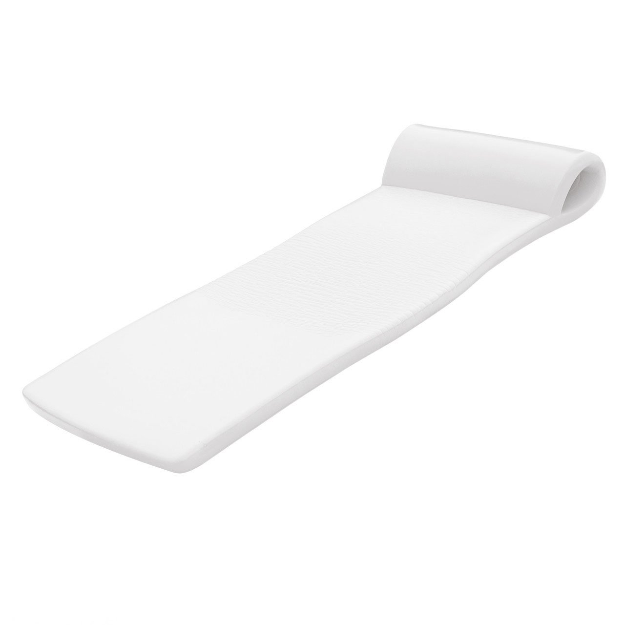 TRC Recreation Sunsation 70 Inch Thick Foam Raft Lounger Mat Pool Float, White (2 Pack) by TRC Recreation (Image #2)