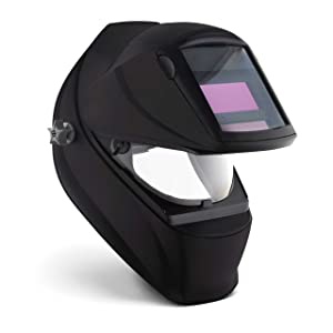 Welding Helmet, Auto Darkening, 1-9/16in.H