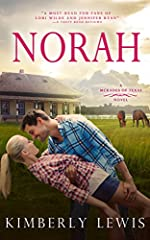 Norah: The McKades of Texas, Book 2