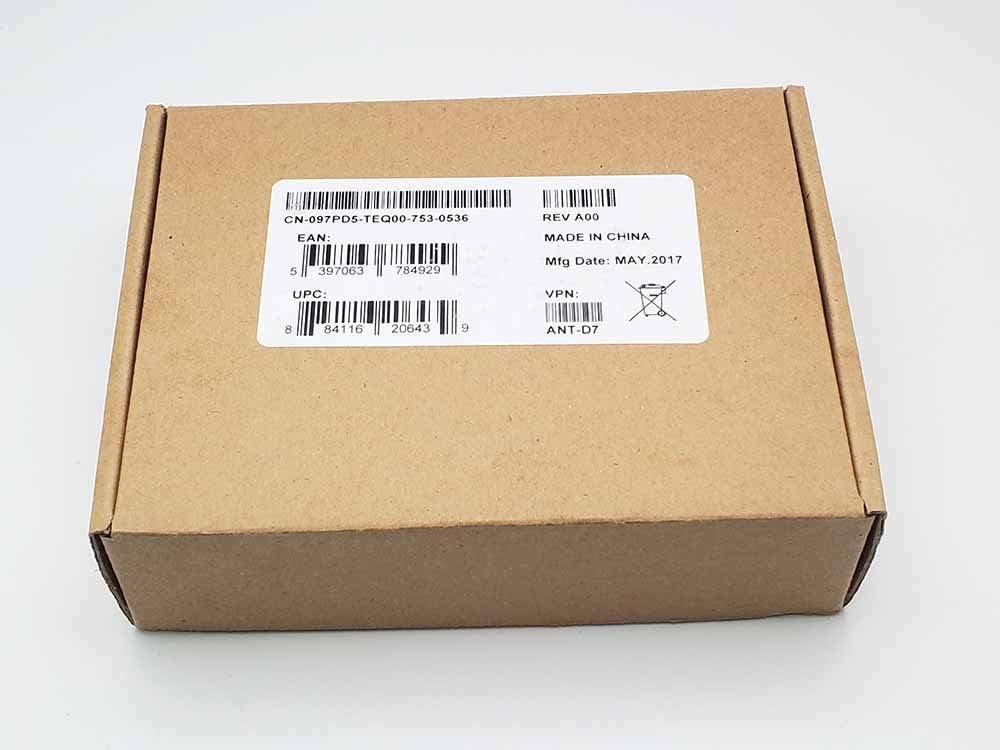 Dell 0GJRH7 OptiPlex Wi-Fi Adapter Antenna Kit CN-097PD5-TEQ00