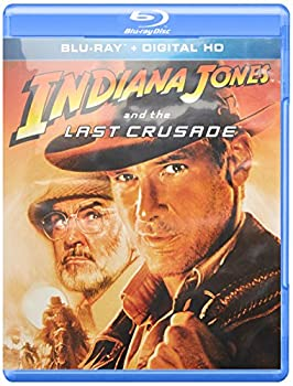 Indiana Jones & The Last Crusade [Blu-ray] 0