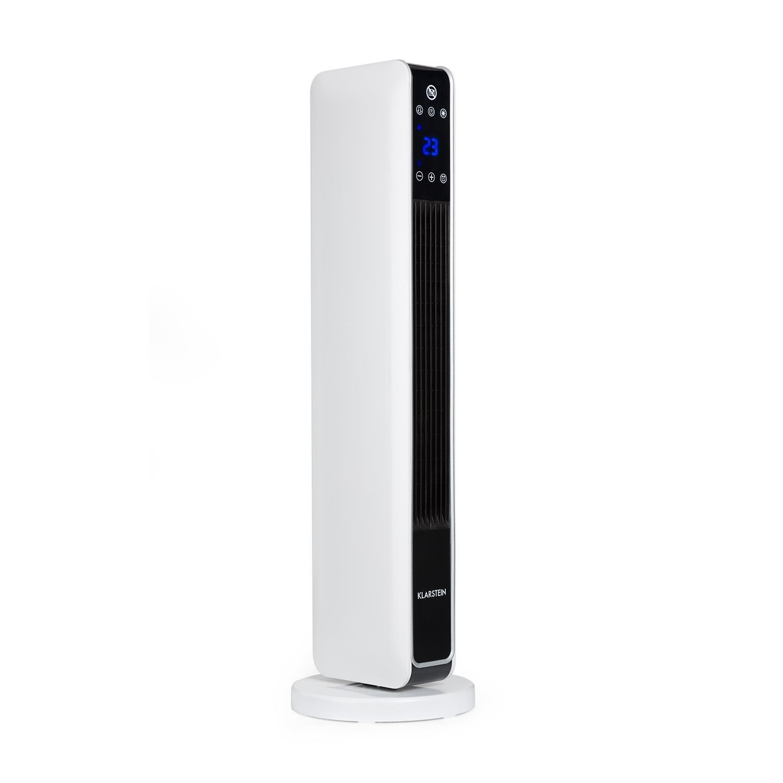 Klarstein Hightower Heat Deluxe Column Heater Fan 2200W Thermostat