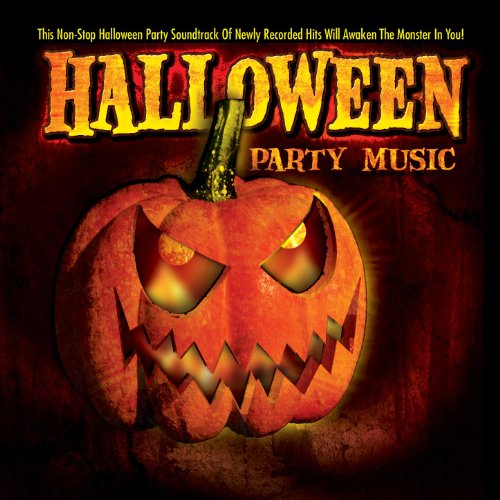 Halloween party music -