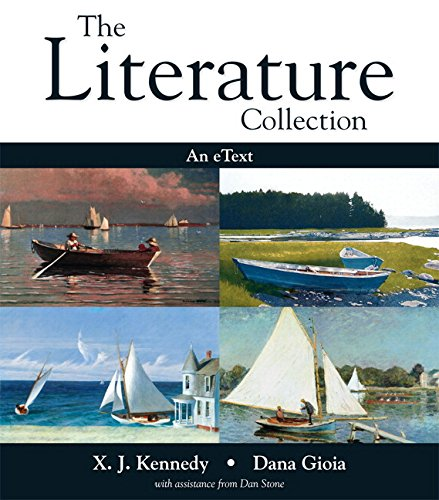 Literature Collection, The with MyLab Literature -- Standalone Access Card