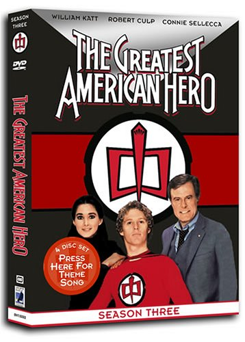 The Greatest American Hero - Season Three by KATT,WILLIAM