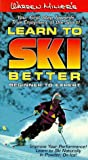 Learn to Ski Better [VHS]
