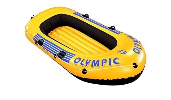 Wehncke 10562 - Olympic 2,5 Personas embarcaciones Hinchable con ...