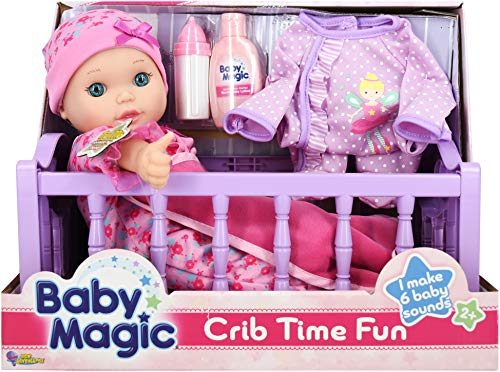 Baby Magic Crib Time Fun ()