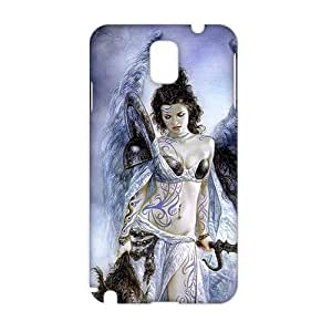 Fortune Luis Royo 3D Phone Case for Samsung Galaxy Note3