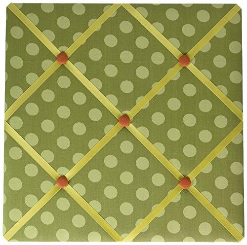 Sweet Jojo Designs Forest Friends Fabric Memory/Memo Photo Bulletin Board by Sweet Jojo Designs