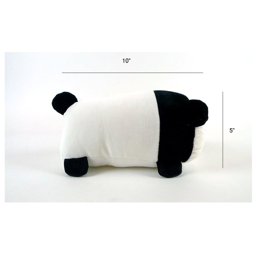 Animal Soft Plush Stuffed Plush Doll Cushion 10'' (PANDA) by Plush Animal (Image #3)