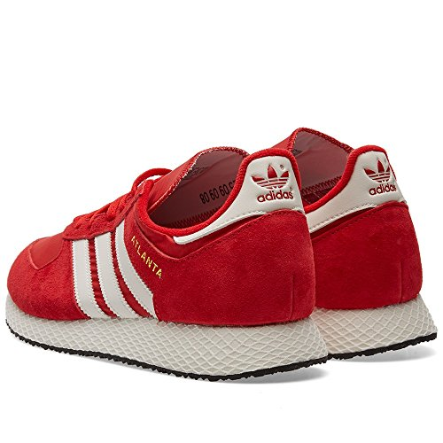 adidas Men's Atlanta SPZL Red/White BY1880 Scarlet/White Chalk/Gold Metallic affordable where to buy low price cheap sale recommend prices sale online ebay online VcyrfRUyN