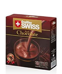 Ovaltine Swiss Rich Chocolate Mixed Malt Beverage Chocolate Flavored 10.45 Ounce