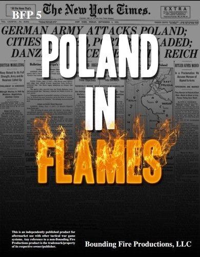 [해외]BF: 폴란드 화 염 모듈에서 ASL 상급 분 대 리더 게임 시리즈 / BF: Poland in Flames Module for The ASL Advanced Squad Leader Game Series