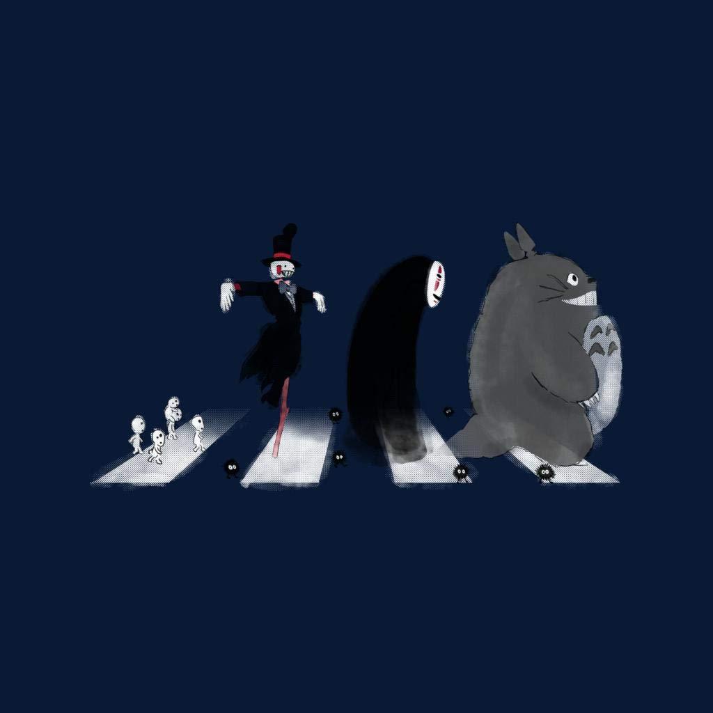 Cloud City 7 Ghibli Road Mens T-Shirt