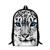 GiveMeBag Generic Fashion Animal Print Adults Backpack for Travel Students Bookbags