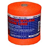 T.W Evans Cordage 11-191 Number-18 Twisted Nylon Mason Line, 1100-Feet, Orange