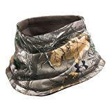 Under Armour Men's Scent Control Storm Neck Gaiter, Realtree Ap-Xtra/Black, One Size