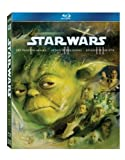 Star Wars: The Prequel Trilogy (Episode I: The Phantom Menace / Episode II: Attack of the Clones / Episode III: Revenge of the Sith) [Blu-ray] by 20th Century Fox by George Lucas