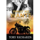 What He Wants (Phantom Riders MC Trilogy Book 3)