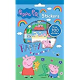 Peppa Pig Colourful Sticker Book - Over 700 Stickers