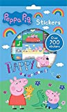 Anker PESTR1 Peppa Pig Set de 700 Stickers Plastique Multicolore 24 x 11,5 x 0,2 cm