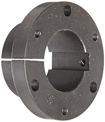 Martin SDS 42MM Quick Disconnect Bushing, Ductile Iron, Metric, 42 mm Bore, 55.54 mm OD, 46.03 mm Length