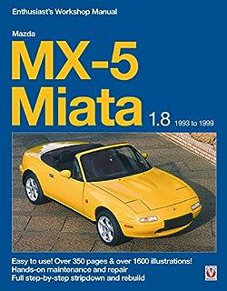 How to build a high performance mazda miata mx 5 motorbooks mazda mx 5 miata 18 enthusiasts workshop manual fandeluxe Choice Image