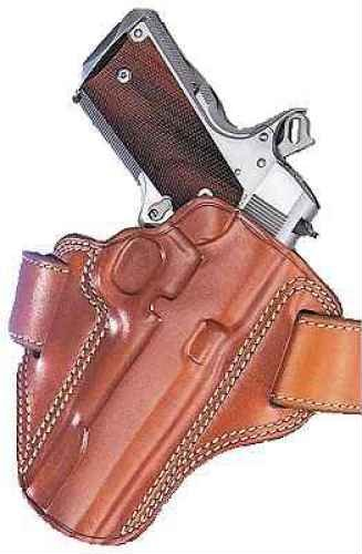 Holster Combat Glock (Galco Combat Master Belt Holster for Glock 26, 27, 33 (Tan, Right-hand))