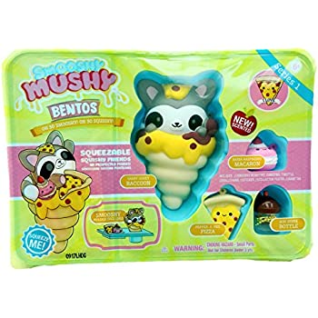 Amazon.com: Smooshy Mushy Bento Box Collectible Figures, Style Vary: Toys & Games