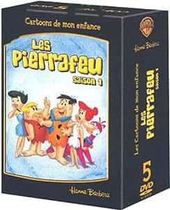 Les Pierrafeu, L'Intégrale Saison 1 - Coffret 5 DVD